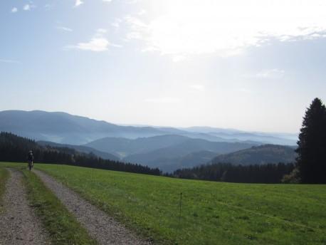 Blick Richtung Südschwarzwald