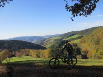 Zwischen Fischerbacher Eck und Barberast