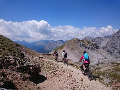 Alpenüberquerung Garmisch - Riva